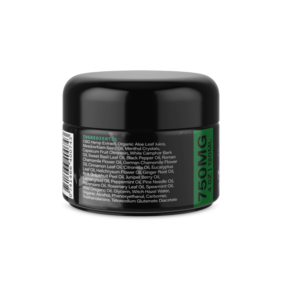 Limitless CBD Infused Topical Lotion 750mg