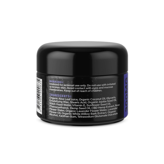 Limitless CBD Infused Topical Lotion