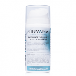 Nirvana Broad Spectrum CBD Body Lotion