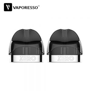 Vaporesso Zero Pod 2mL Replacement Cartridge - 2PK