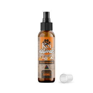 Koi Naturals Hemp Extract CBD Pet Spray 500mg