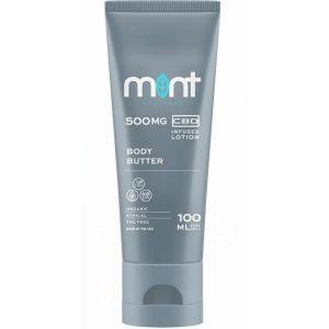 Mint wellness CBD Body Lotion 500mg