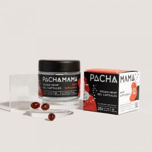Pachamama CBD Vegan Gel Capsules