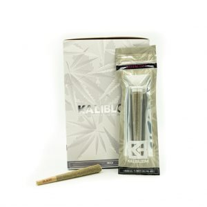 Kalibloom 1 Gram CBD Pre-Roll Wedding Cake