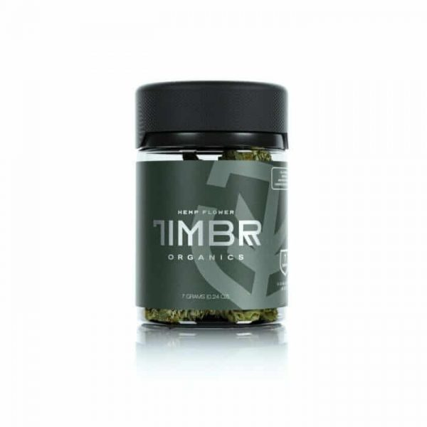 TIMBR Hawaiian Haze CBD Hemp Flower
