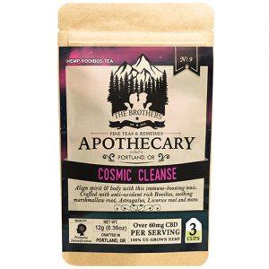 The Brothers Apothecary Cosmic Cleanse Hemp CBD Tea