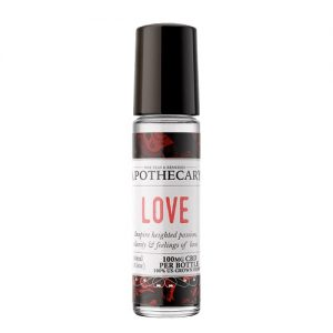 The Brothers Apothecary Love CBD Essential Oil Roller
