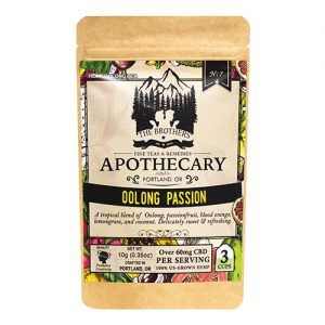 The Brothers Apothecary Oolong Passion Hemp CBD Tea